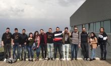 التجمع الطلابي يقدّم مرشحيه للانتخابات بجامعة حيفا