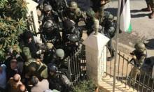 الاحتلال يقتحم مقر وزارة ومحافظة القدس