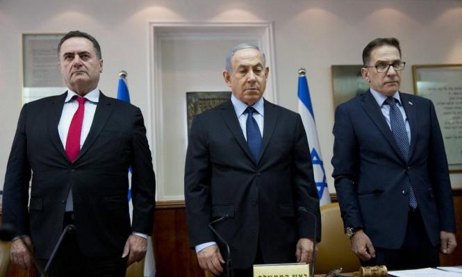 كاتس: سأتوجه لعمان لدفع مبادرة ربط دول الخليج بإسرائيل