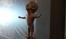 تمثال لمحمد صلاح يُثير سخرية المعجبين