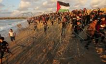 غزّة: إصاباتٌ باعتداء الاحتلال على المسير البحريّ الـ15