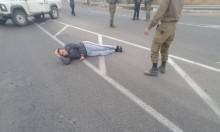 """الخليل: الاحتلال يطلق النار على فلسطيني يعاني """"اضطرابات نفسية"""""""