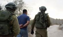 الاحتلال يعتقل 19 فلسطينيا بالضفة ويصادر 356 دونما بالأغوار
