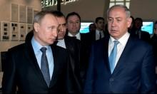 إلغاء لقاء كان سيجمع بوتين بنتنياهو في باريس
