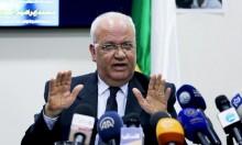 عريقات: إسرائيل تدرس فصل مقاصة غزة عن الضفة