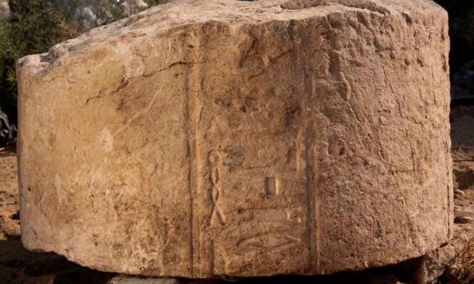 مصر: العثور على أحجار أثريّة شرقيّ القاهرة
