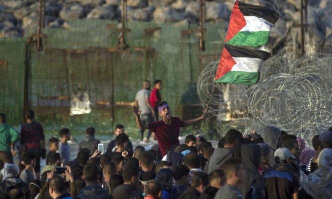 """""""حماس"""": لا ثمن سياسيًا للتهدئة ومسيرات العودة مستمرة"""