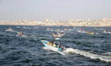 غزة: استشهاد صياد فلسطيني بنيران مصرية