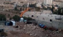 الاحتلال يهدم بناية في القدس