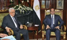 """""""السيسي يرغم عباس بقبول جهود التهدئة في غزة"""""""
