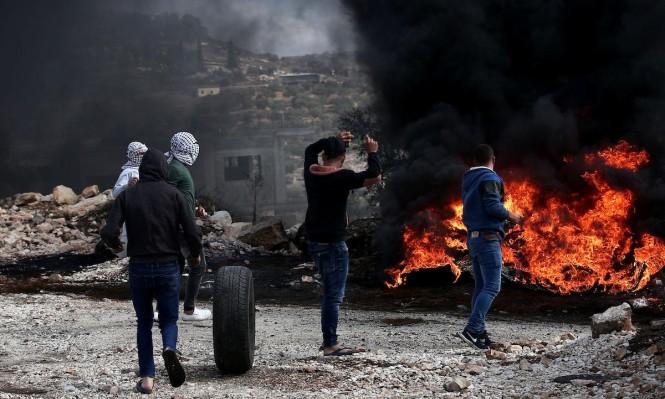 جنين: إصابتان بالرصاص الحي واعتقالات بمواجهات مع الاحتلال