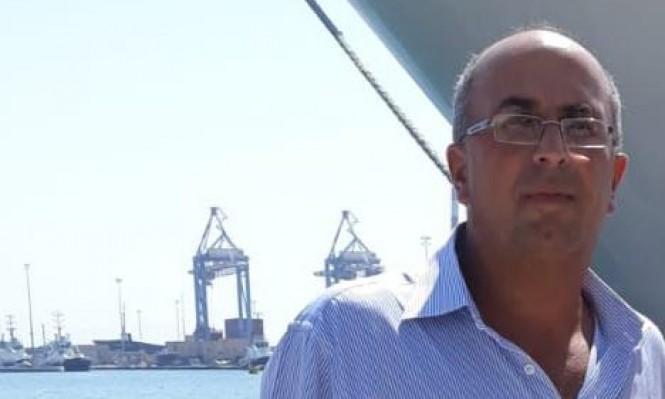 مصرع فؤاد دراوشة من إكسال في حادث عمل بحيفا