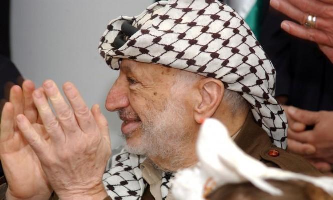 عباس بالذكرى الـ14 لاغتيال عرفات: لا نقبل بأقل من الحرية والاستقلال