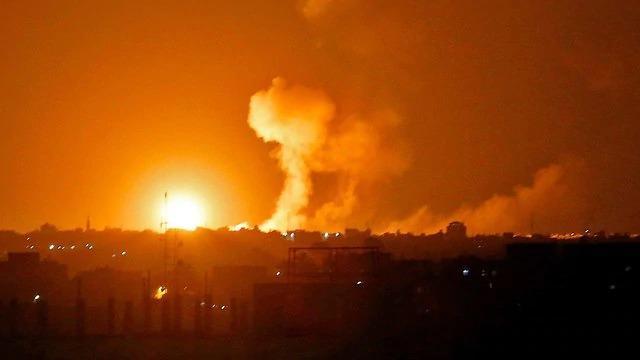 7 شهداء وقتيل إسرائيلي باشتباك في غزة