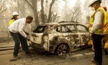 كاليفورنيا: ارتفاع عدد ضحايا حريق كبير إلى 25 قتيلا