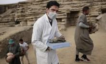 مصر: العثور على آثار جديدة تعود للعصر الفرعوني