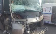 26 إصابة في حادث طرق قرب كفر قرع