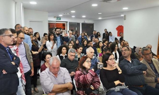 """حيفا: إشهار كتاب """"حكاية سر الزيت"""" للأسير دقّة"""