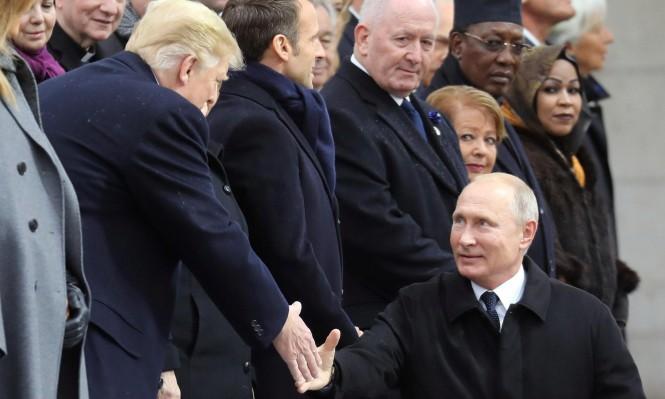 """بوتين أجرى محادثات """"جيدة"""" مع ترامب"""