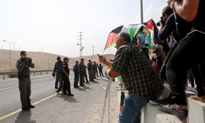 """الخان الأحمر: الاحتلال """"يستنفد"""" محاولات التوصل لاتفاق إخلاء طوعي"""