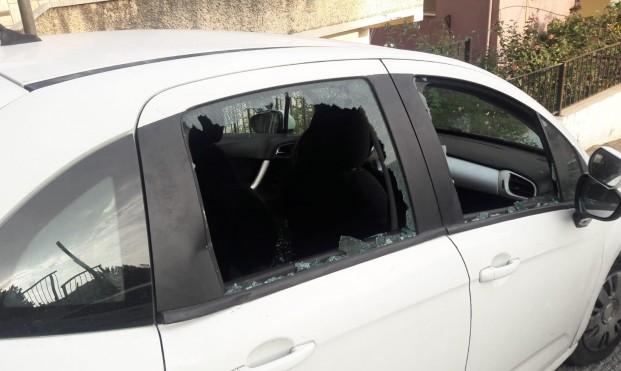 """اعتداء على سيارة ناشط في قائمة """"ناصرتي"""""""