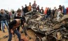 ما الذي كانت تفعله قوة الاحتلال في غزة أمس؟