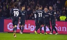 ريال مدريد يسحق سيلتا فيغو برباعية لهدفين