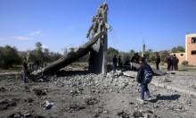 غزة: 3 شهداء في قصف منطقة بيت لاهيا ورفح