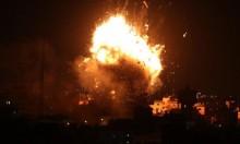 تدمير مقر قناة الأقصى في غزّة