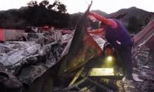 ارتفاع حصيلة ضحايا الحرائق في كاليفورنيا إلى 29