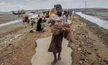 الروهينغا يفرون من مخيمات اللاجئين خوفا من إعادتهم