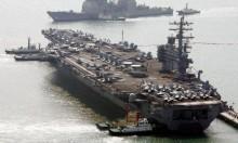 تحطم مقاتلة أميركية جنوب اليابان