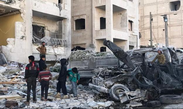 النظام السوري يواصل خرق اتفاق إدلب