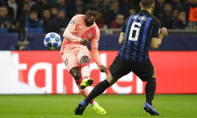 ما مصير ديمبلي مع برشلونة؟