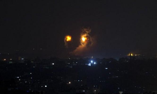 اتصالات مصرية لوقف التصعيد في قطاع غزة