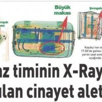 صحيفة تركية تنشر صورًا لمحتويات حقائب فريق اغتيال خاشقجي