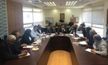 القائمة المشتركة تدعو لوقف التصعيد الخطير على قطاع غزة