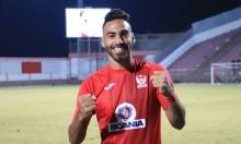 إيهاب غنايم: استحقينا الفوز وسعيد بأول أهدافي مع أبناء سخنين