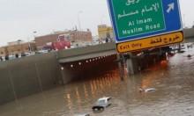 السعودية: مصرع 30 شخصا وإنقاذ 1480 آخرين بشهر جراء السيول