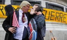 """ترامب يُهاجم ماكرون و""""يتهكم"""" على احتلال ألمانيا لفرنسا"""