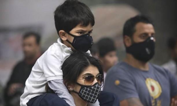 الهند: ملاكمات يغطّين وجوههن بسبب تلوّث الهواء