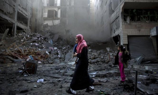 الأربعاء في حيفا: مظاهرة رافضة للعدوان على غزّة