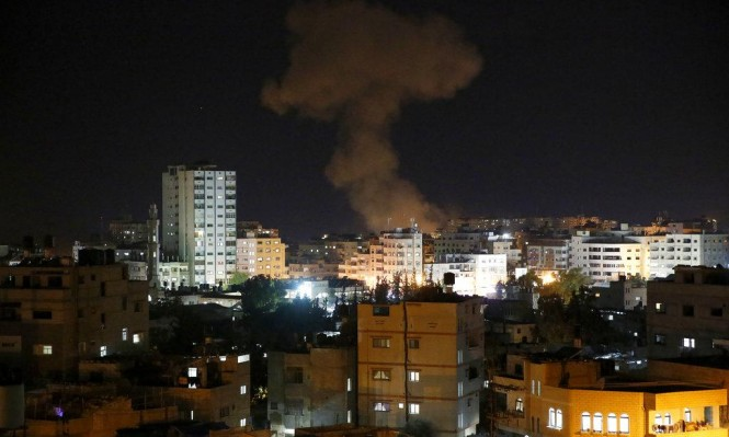 مصر تدعو لوقف التصعيد وغرينبلات يعتبر إسرائيل ضحية هجوم