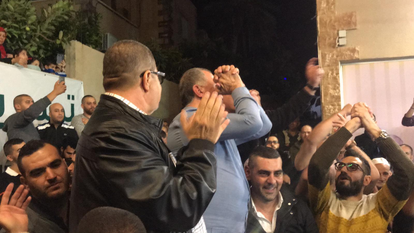 زيمر: فوز تميم ياسين برئاسة المجلس