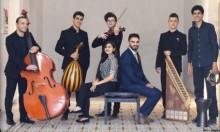 عرض لفرقة نابلس للموسيقى العربية | القدس.
