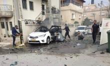 كفر قاسم: إصابة شاب بإطلاق نار وانفجار سيارته