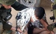 اعتقالات بالضفة والقدس وإصابة فلسطيني عند السياج بغزة