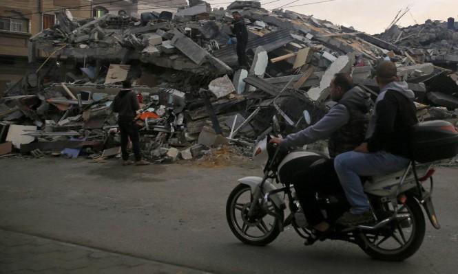 غزة: استقالة ليبرمان انتصار سياسي