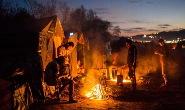 """وحشية الشرطة الكرواتية مع اللاجئين...""""منظمة ومخطط لها"""""""