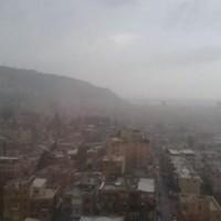 حالة الطقس: غائم جزيئا ويحتمل سقوط أمطار محلية